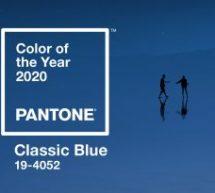 Couleur de l'année 2020 de Pantone : que penser du Bleu Classique ?
