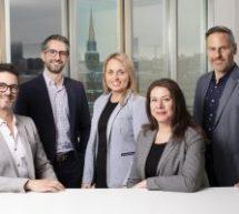 5 nouvelles nominations au sein de l'équipe des ventes de Québecor