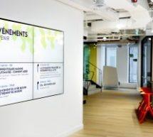 iGotcha Media installe son système d'affichage numérique et audio dans la Station FinTech Montréal