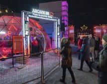 La Banque Nationale propose des jeux d'arcades lors d'Igloofest cette année