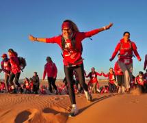 Désertours fait confiance à Thara Communications pour son Trophée Roses des Sables et le trek Rose Trip Maroc