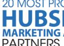Parkour3 reconnu par CIO Review comme l'un des 20 partenaires Hubspot les plus prometteurs