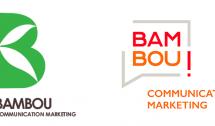 Pour ses 15 ans, Bambou Communication Marketing  dévoile un nouveau logo, un nouveau sloganet une nouvelle recrue