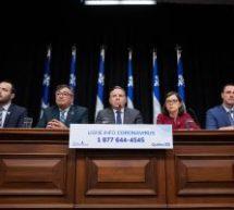 Coronavirus : Les informations sur le programme d'aide aux travailleurs du Québec
