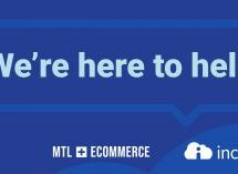 MTL+Ecommerce lance un appel aux entreprises pour aider les détaillants, les PME et les startups à traverser la crise du COVID-19