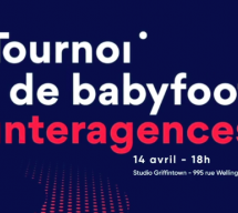 Ouverture des inscriptions pour le tournoi de babyfoot interagences au profit du bec