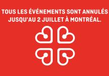 Montréal annule tous les festivals, événements sportifs et rassemblements publics jusqu'au 2 juillet 2020 sur son territoire