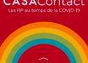 CASACOM lance un balado spécial COVID-19