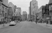 Les photos impressionnantes de Montréal pendant la pandémie de Covid-19