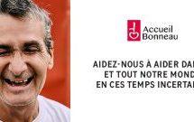 La Fondation Accueil Bonneau dévoile sa campagne conçue par l'agence TUX Creative