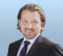 Frédéric Perron, nouveau de président de Cogeco Connexion