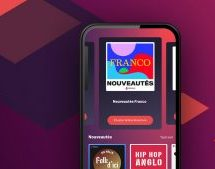 Québecor lance QUB Musique, le Spotify québécois
