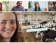 Les Producteurs laitiers du Canada (PLC) donnent la parole à leurs experts sur le terrain