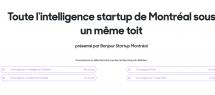 Startup Radar : le nouvel outil de Bonjour Startup Montreal pour mieux naviguer dans l'écosystème montréalais
