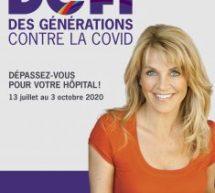 Josée Lavigueur, ambassadrice du Défi des générations contre la Covid