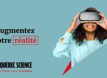«L'heure est à la science» : Casacom signe la nouvelle campagne Web de Québec Science