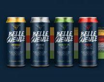 Nouvelle identité de marque pour la bière québécoise Belle Gueule signée Forsman & Bodenfors