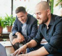 Julien Aubrey et Vincent Bourdeau fondent J&V, une nouvelle agence numérique