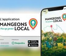 L'Union des producteurs agricoles lance l'application « Mangeons local plus que jamais ! »