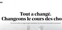 «Changeons le cours des choses» : Le collectif Humanise lance une nouvelle campagne B2B