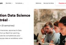 Le Wagon Montréal lance une formation en science des données