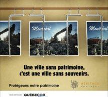 Héritage Montréal dévoile sa nouvelle plateforme citoyenne et sa première campagne de notoriété signée Rethink