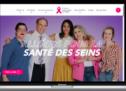 Vortex Solution réalise le nouveau site de la Fondation cancer du sein du Québec
