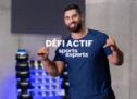 Laurent Duvernay-Tardif lance le «Défi Actif» aux athlètes d'ici pour Sports Experts