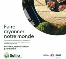 Une nouvelle campagne de communication d'automne pour Sollio Groupe Coopératif