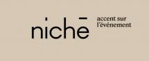 L'agence événementielle Andréanne & Co change d'identité et devient Niché
