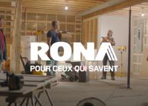 Sid Lee dévoile la nouvelle plateforme de marque de RONA, le détaillant des vrais connaisseurs en rénovation