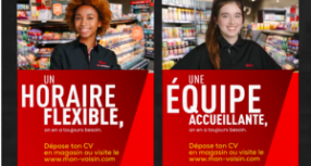 Camden signe la nouvelle plateforme de marque et campagne de recrutement de Voisin