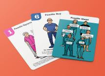 Wink Stratégies réinvente le jeu des 7 familles pour sensibiliser à la proche aidance