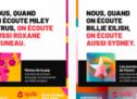 QUB musique dévoile sa nouvelle campagne publicitaire