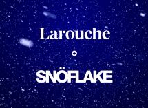 L'agence Larouche choisie pour la refonte de la marque SnöFlake