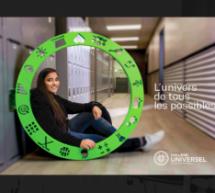 Camden et Collège Universel de Gatineau lancent « L'univers de tous les possibles »