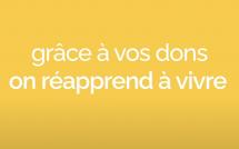 CASACOM lance la nouvelle campagne d'appel aux dons de la Fondation RÉA