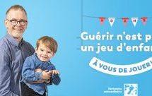 La Fondation À Notre Santé de l'hôpital HDA de Victoriaville et Absolu collaborent sur une nouvelle campagne