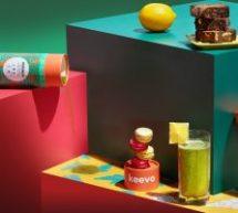 Studio Kay derrière les nouvelles images de Keevo Nutrition