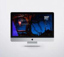Un nouveau site web signé Hula Hoop pour Manif' d'Art