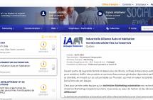 Isarta Emplois propose un nouveau site modernisé à ses utilisateurs