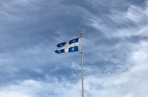 La population québécoise aurait des difficultés à reconnaître les bannières de la province