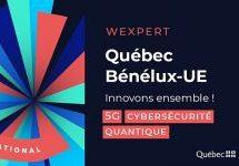 Une conférence Wexpert organisée par le Québec et le Benelux
