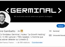 Les bonnes pratiques de Grégoire Gambatto (Germinal) pour atteindre 20M de reach sur Linkedin en un an