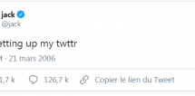 Fil de presse : Le premier tweet mis en vente et de nouveaux formats chez Pinterest