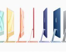Fil de presse : Apple dévoile ses nouveautés dont son nouvel iMac