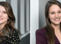 Mélina Jalbert et Rosalie Lavoie nommées chargées de projets sénior chez Citoyen