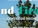 La Fondation du Centre Hospitalier de l'Université de Montréal (CHUM) lance le Grand Tirage avec un microsite signé My Little Big Web