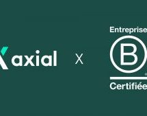 L'agence Axial obtient la certification B Corp