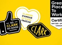 """L'agence Clark Influence obtient la certification """"Great Place To  Work"""""""